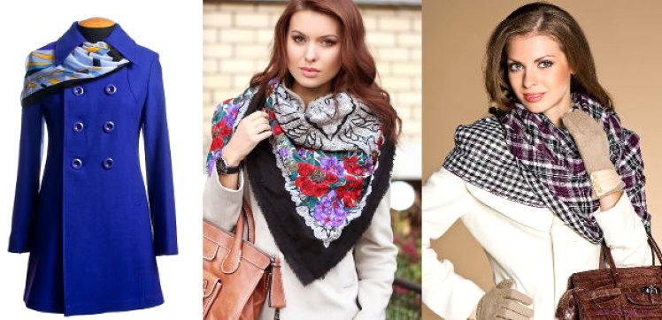 28 стильных и простых способов повязать шарф