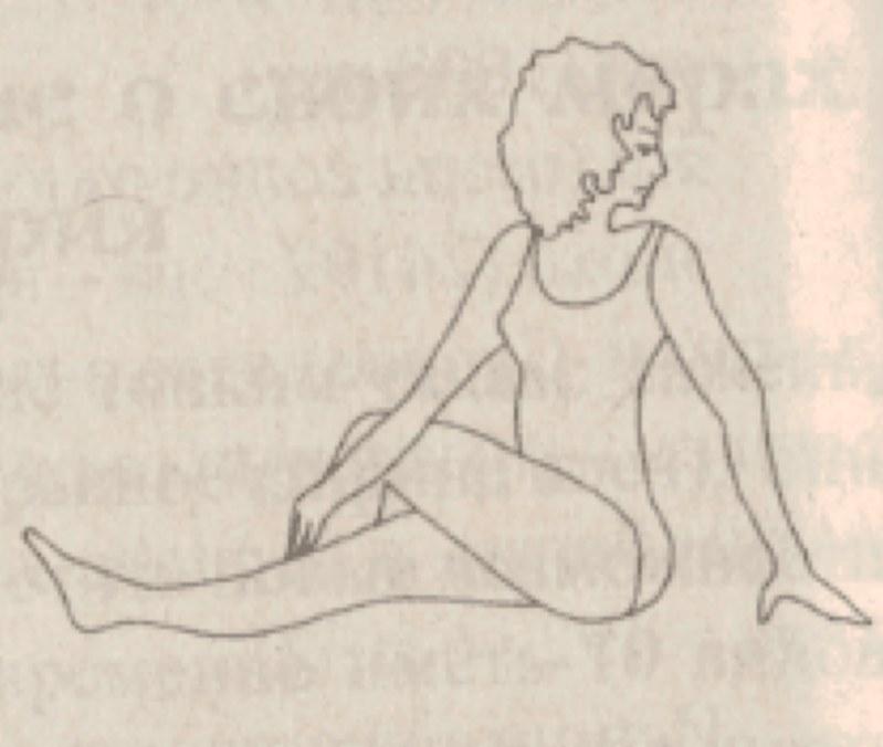 Упражнения на растяжение, которые помогут исправить асимметрию тела