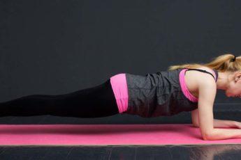 Всего одно упражнение и 4 минуты в день, а итог меньше чем за месяц