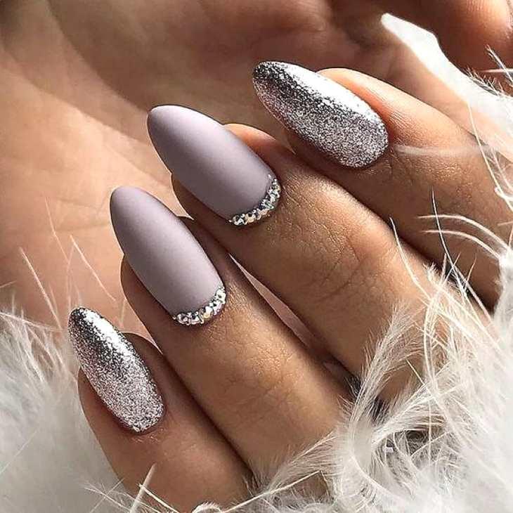 Интересные варианты покрытия ногтей 2020 года21