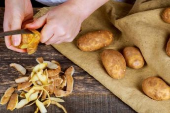 Очистки от фруктов и овощей: 8 способов использования