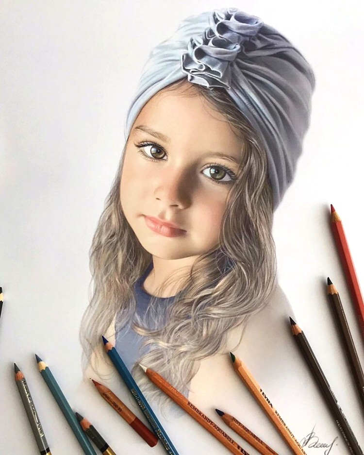 потрясающие картины художницы Алены Литвин