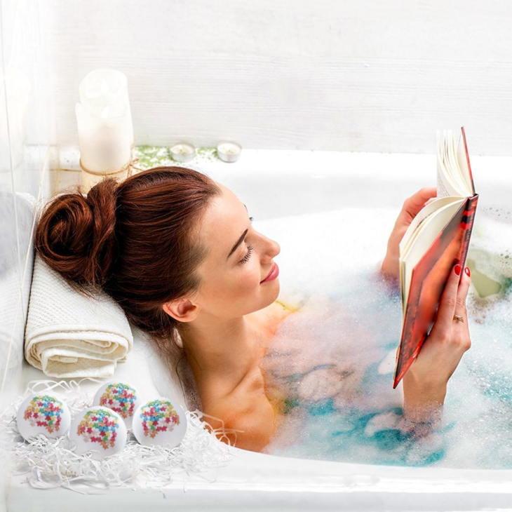 Добавка для ванн на основе каштана
