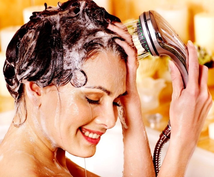 Порошок из каштанов для волос