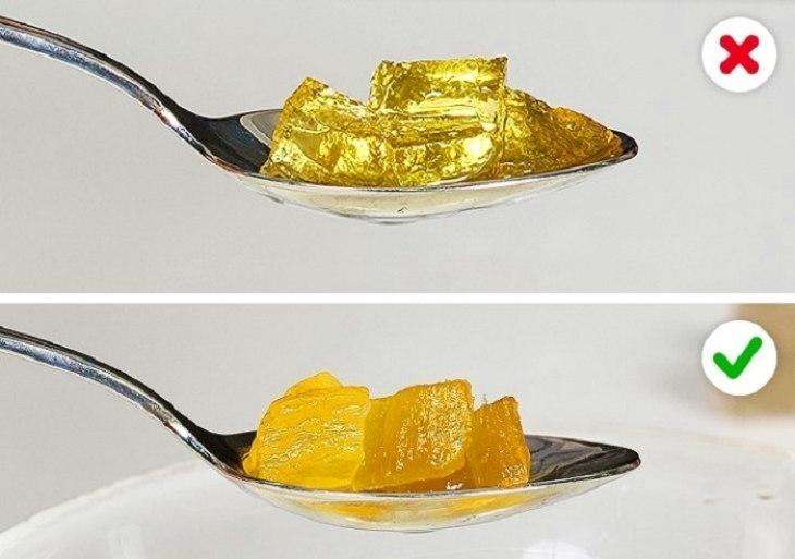 Полезные советы для определения качества цукатов