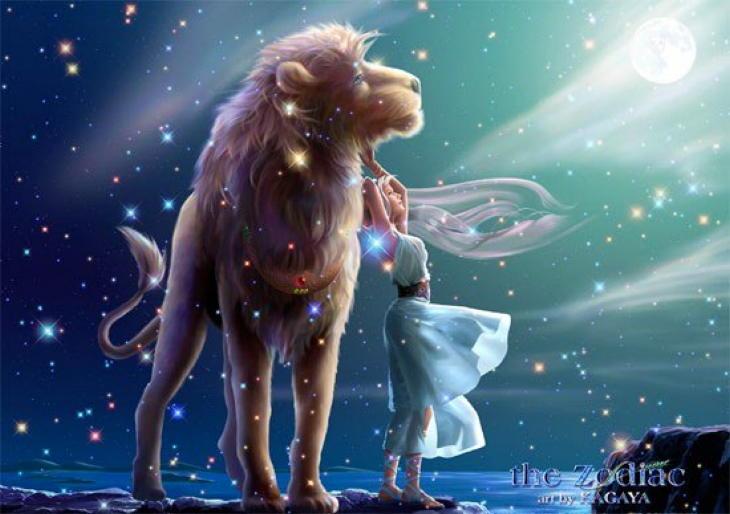 гороскоп - лев
