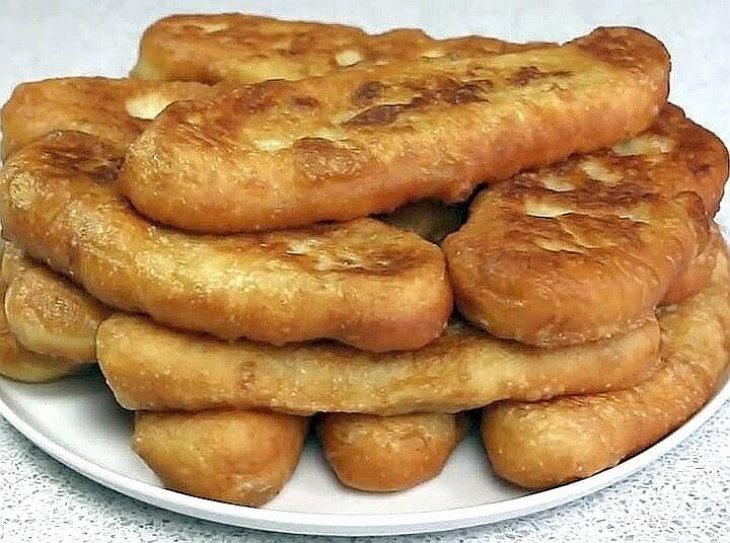 Времена СССР: пирожок с повидлом